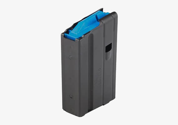 C-Products AR-15 6.5 Grendel Stainless Steel Black Magazine