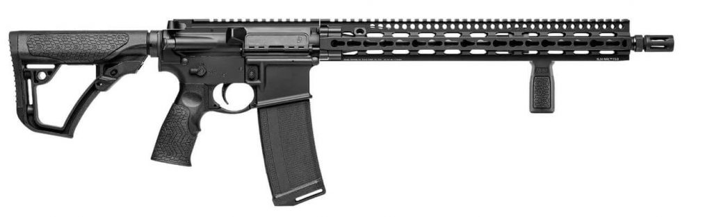 Daniel Defense rifle