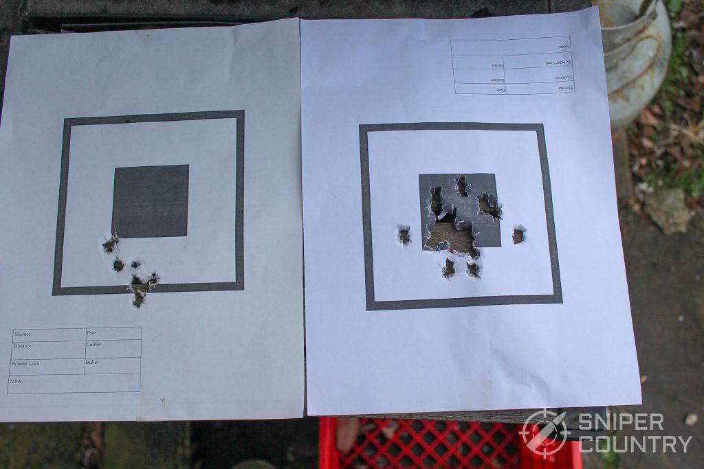 HK P2000SK targets