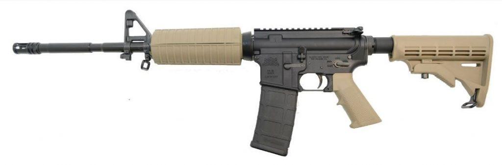 PSA 16-inch M4