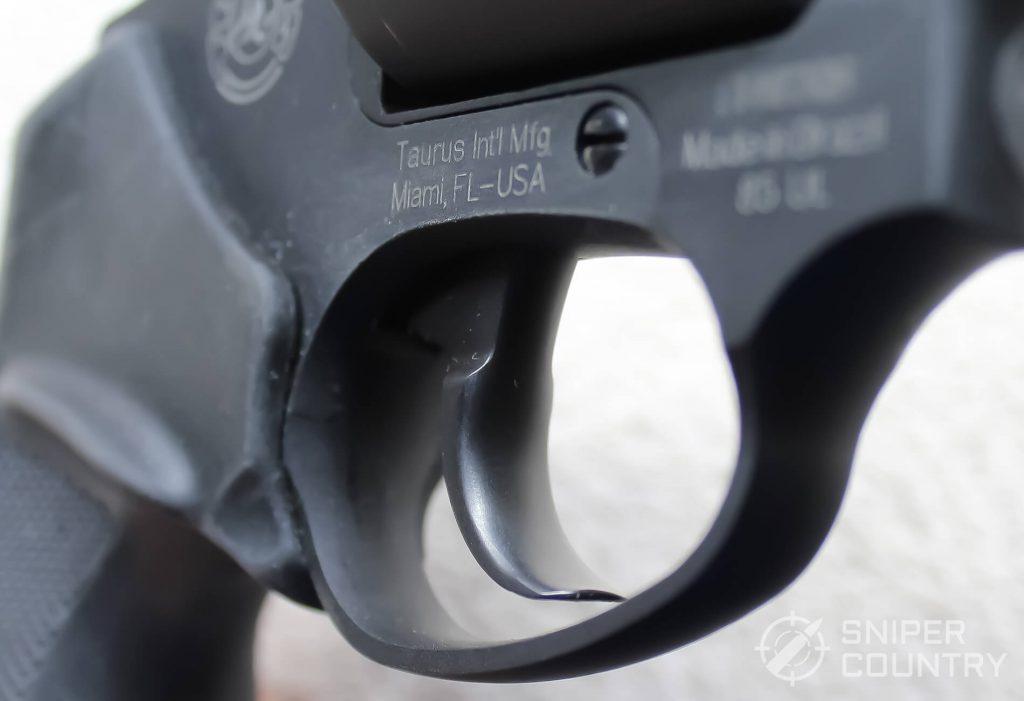 Taurus 85 Ultralite trigger