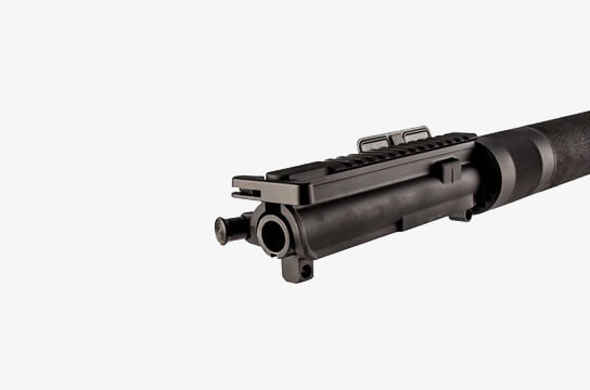 AR-15 Stag 15L Varminter Complete Upper Receiver Left Hand back