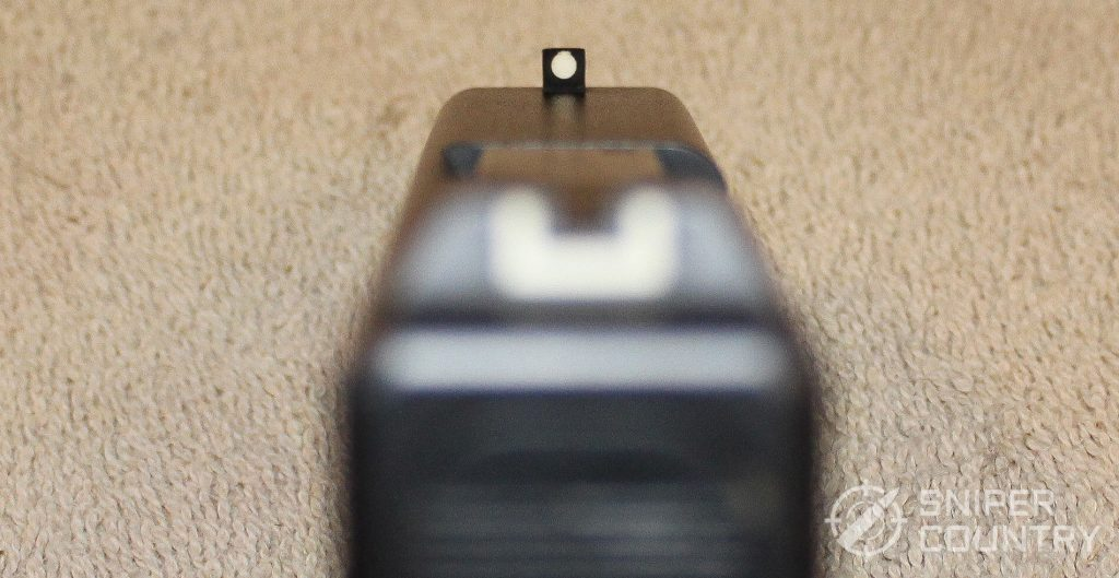 Glock 32 front sight