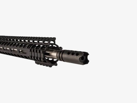Stag Arms AR-15 Complete 3 Gun Elite Upper Receiver 5.56 Left muzzle
