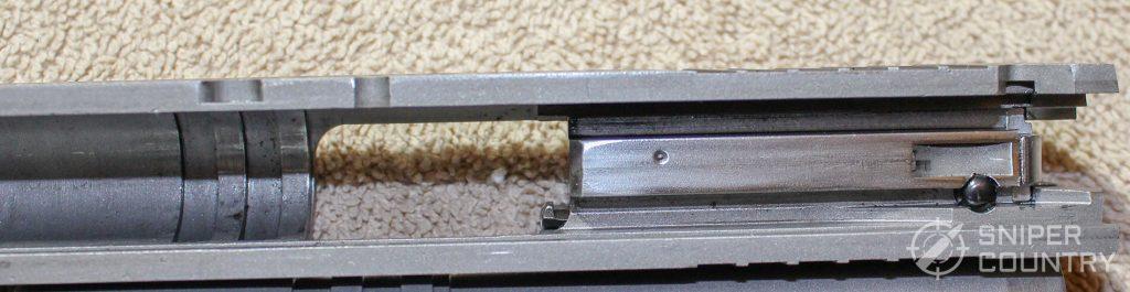 Taurus PT1911 frame underside