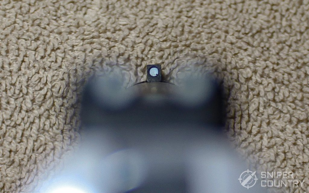 Taurus PT1911 front sight