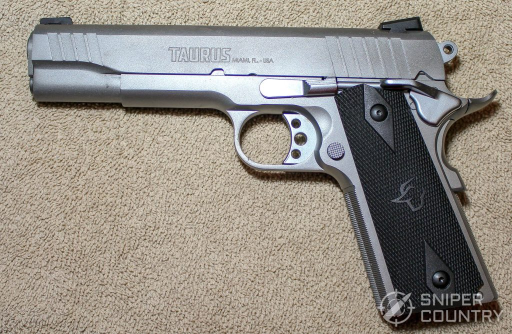 Taurus PT1911 left side