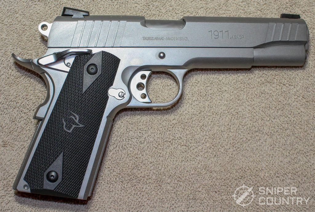 Taurus PT1911 right side