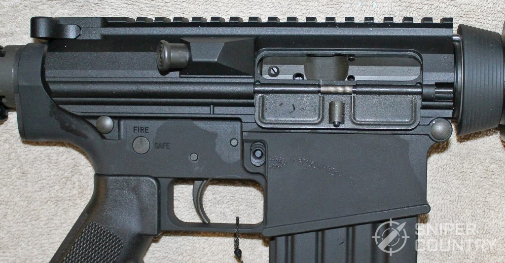 DPMS LR-308 receiver right