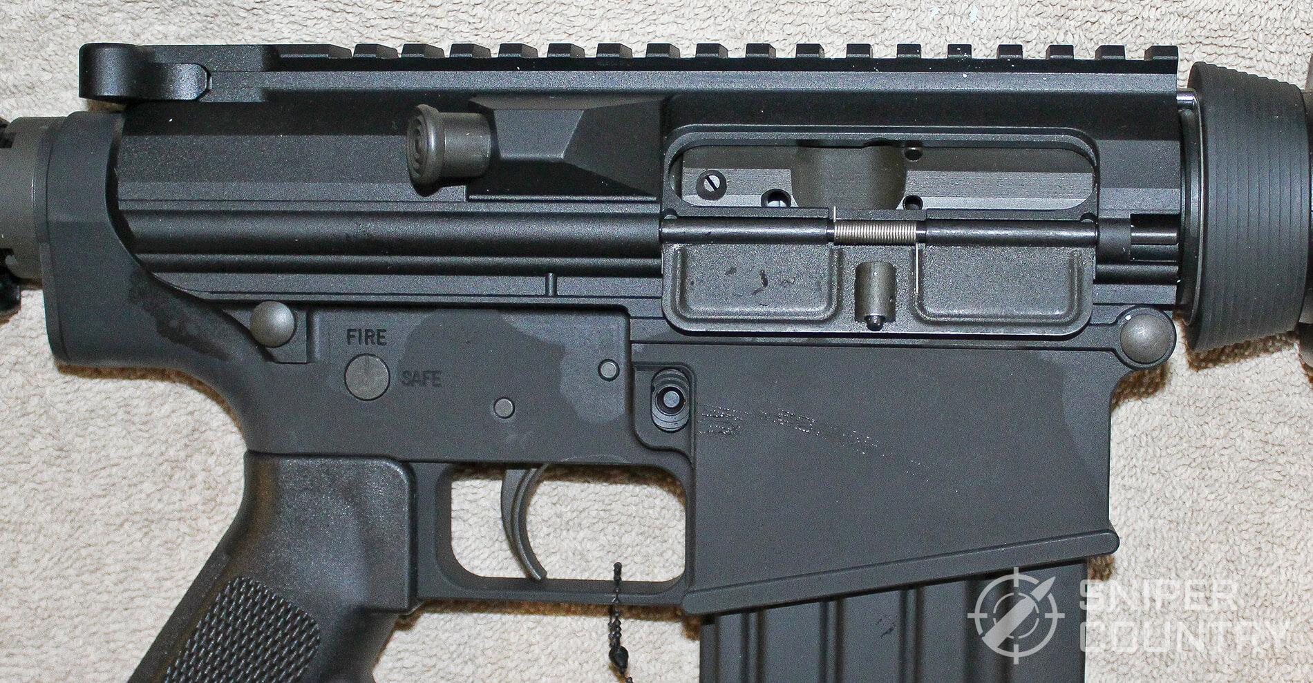 DPMS LR-308 receiver right