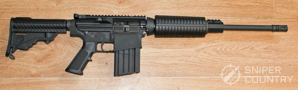 DPMS LR-308 right side