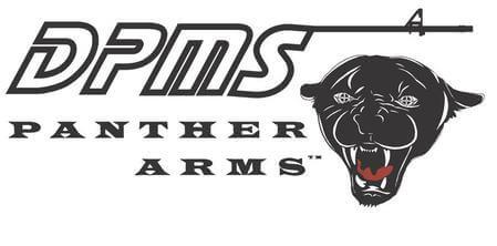 DPMS Standard Logo Panther Arms