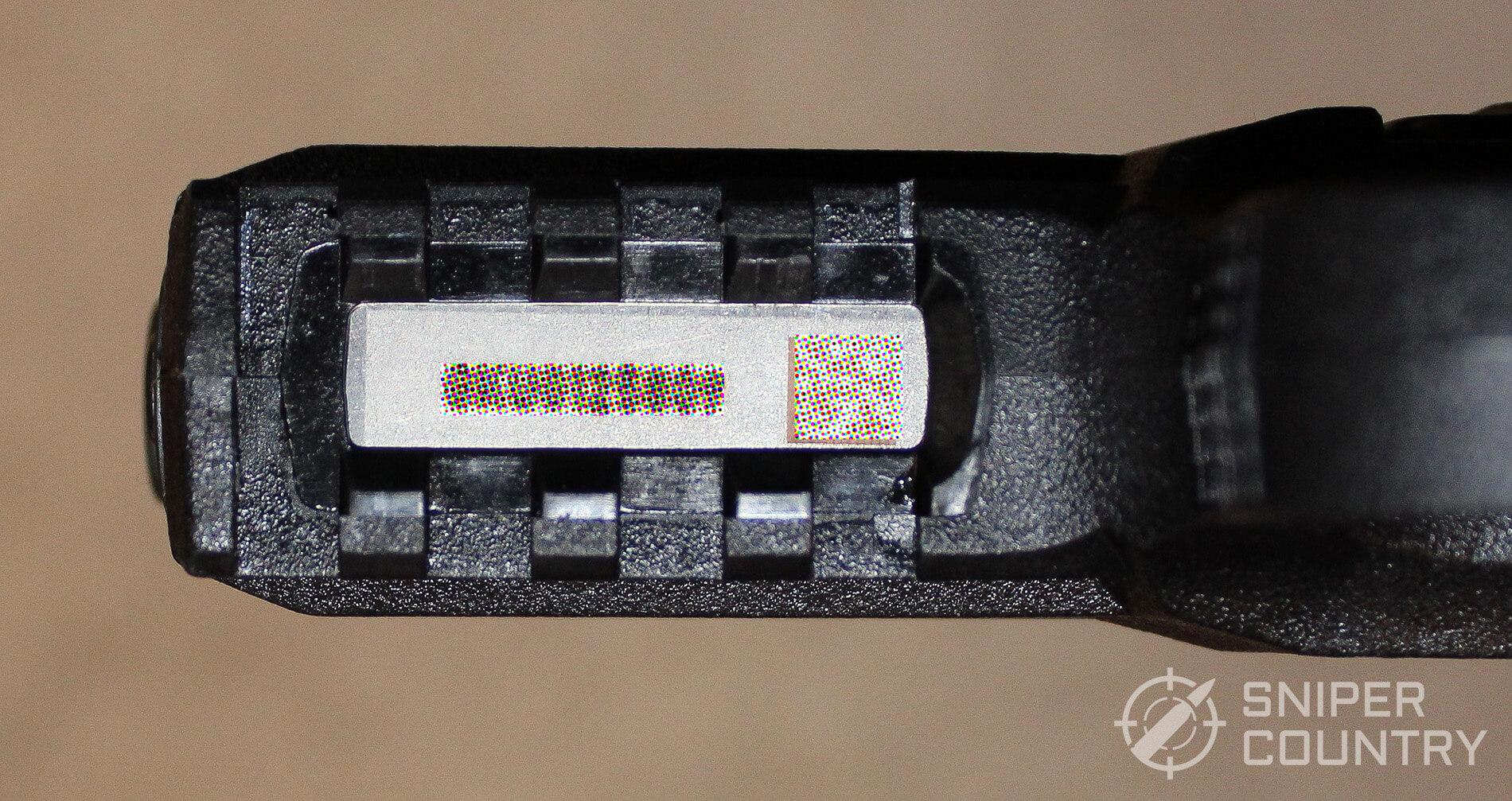 FNS-9 dustcover rail