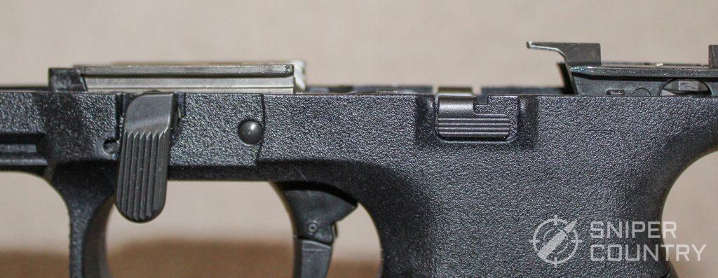 FNS-9 frame rails