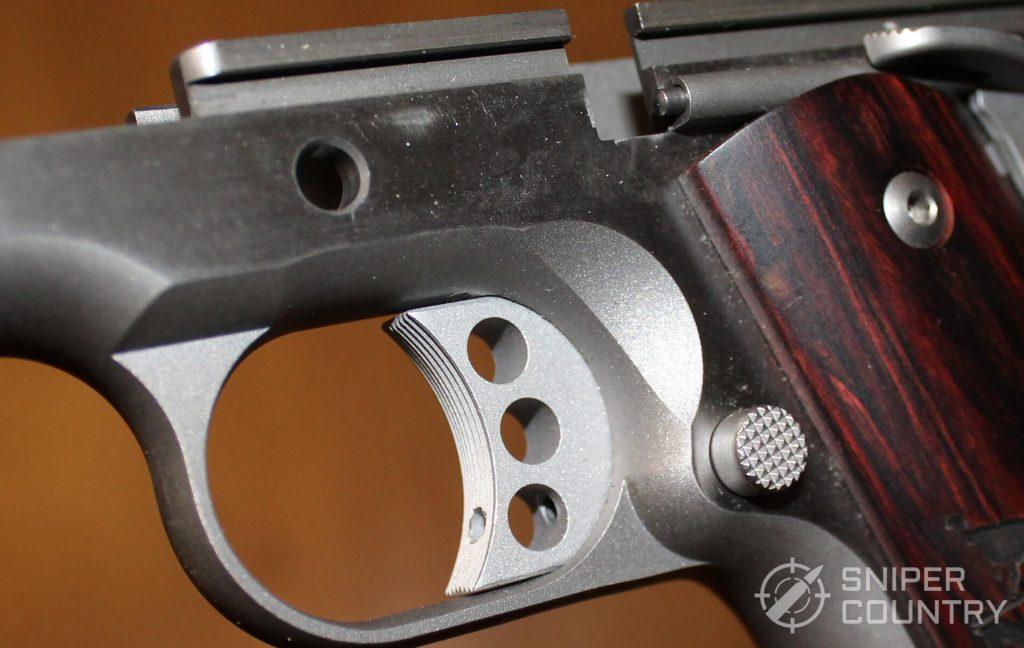 Kimber Custom II trigger