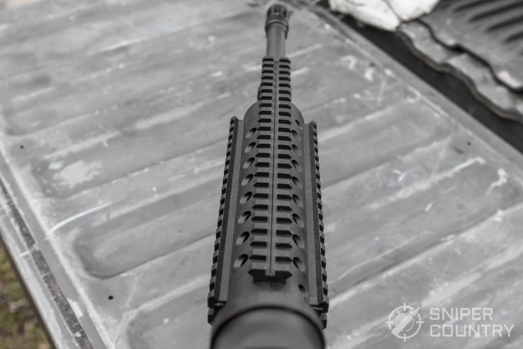 Mossberg 715T top-rail