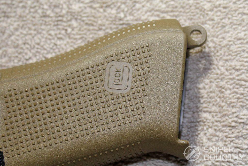 Glock G19X lanyard ring
