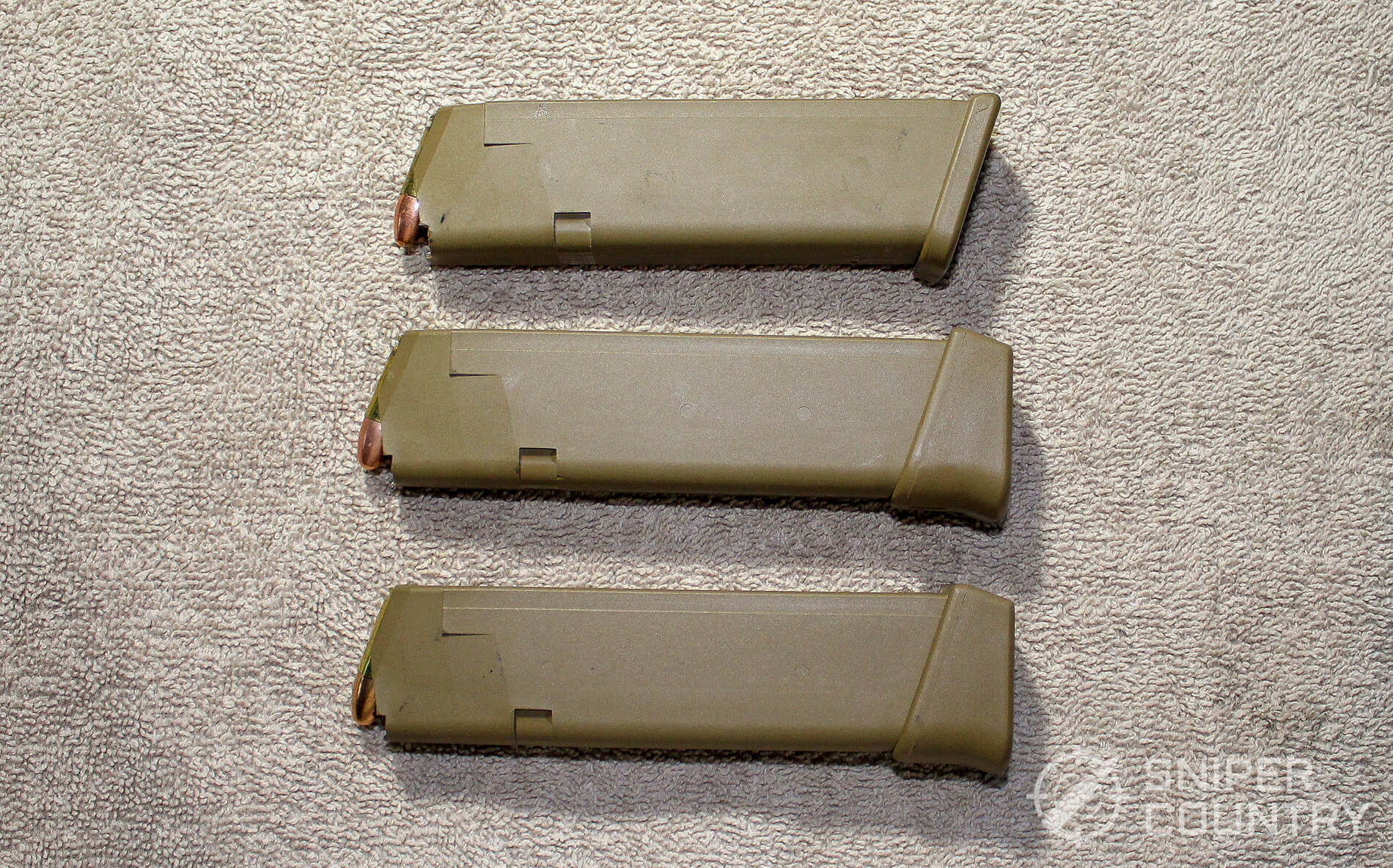 Glock G19X magazines