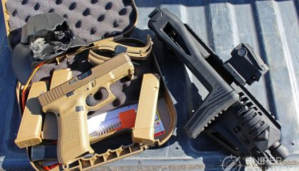 [Review] Glock 19X: A 9mm To Be Reckoned With