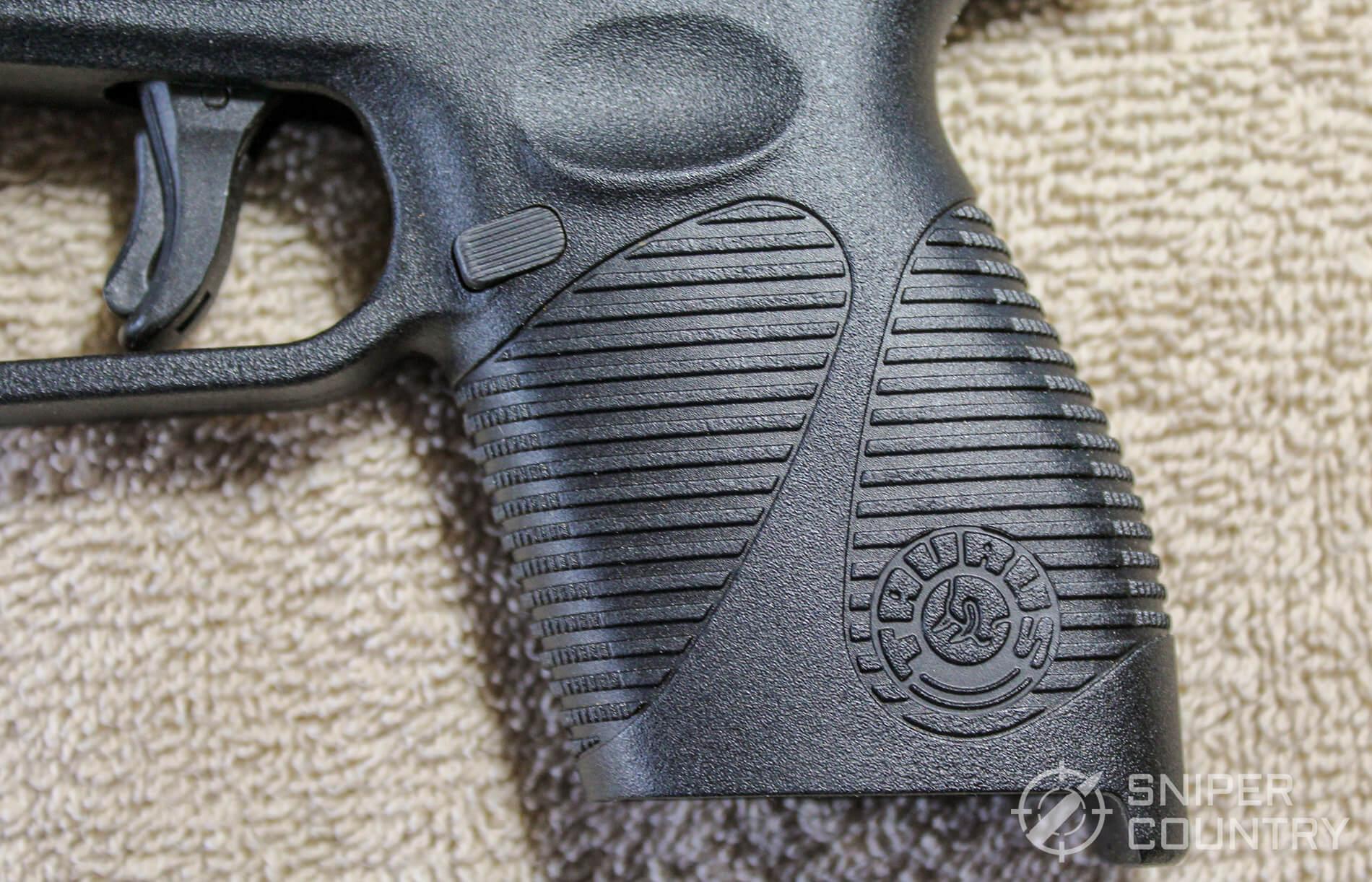 Taurus 709 Slim grip