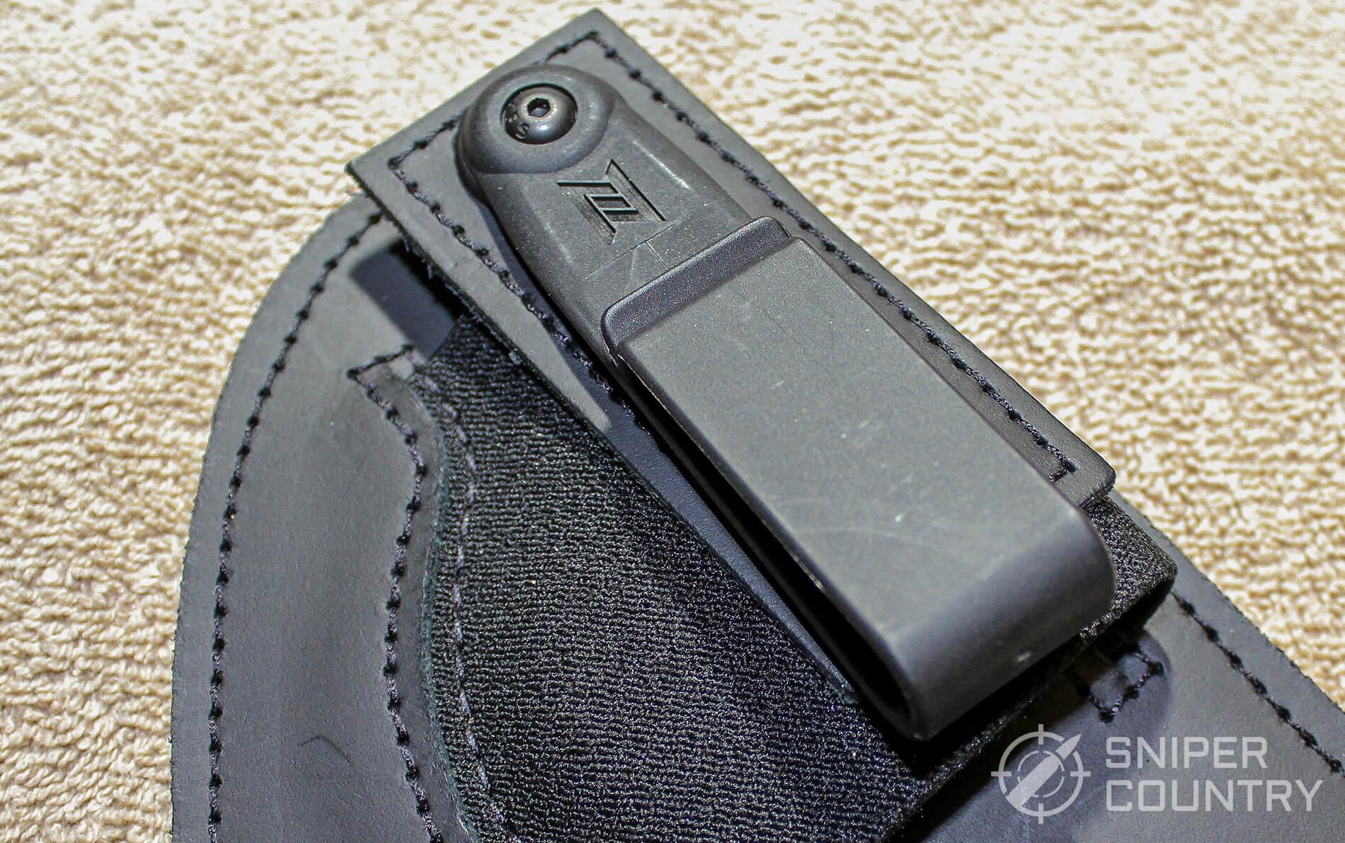 The OT2 micro clip up-close