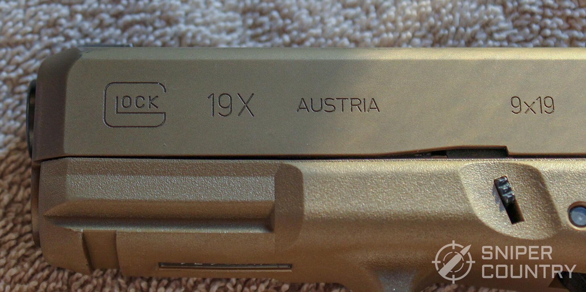 glock 19x logo