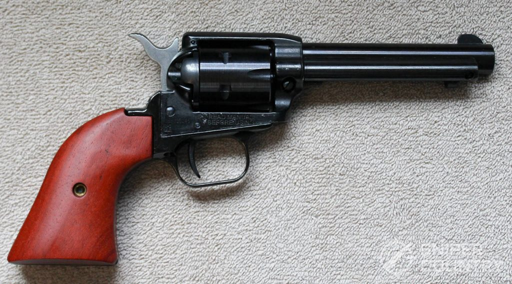 Heritage Rough Rider Revolver right side