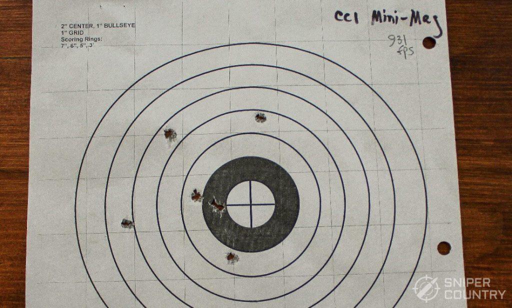 Heritage Rough Rider Revolver target CCI