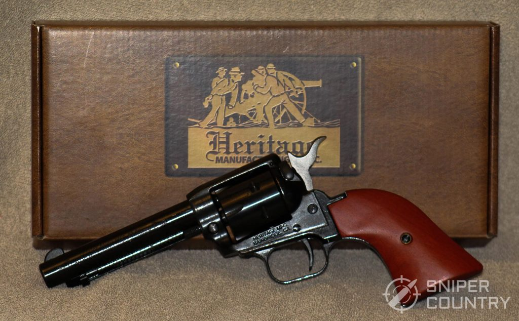 Heritage Rough Rider Revolver with box