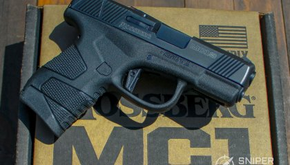 [Review] Mossberg MC1sc: Handgun Of The Year?