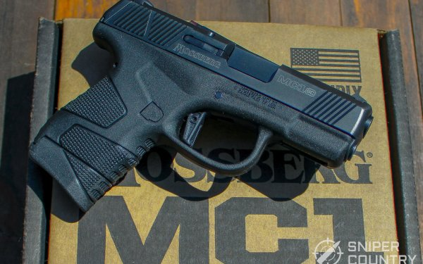 [Review] Mossberg MC1sc: Handgun Of The Year?