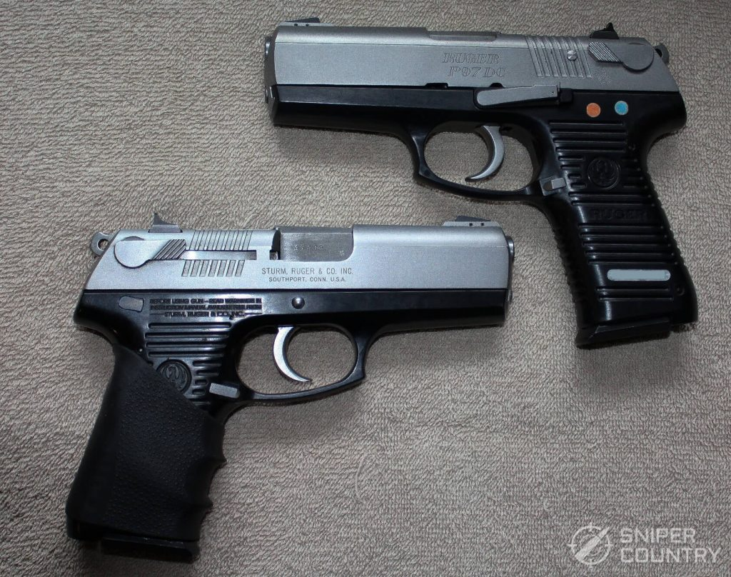 P97 guns other side