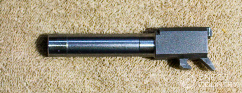 Ruger P97 barrel