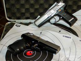 Ruger P97 guns