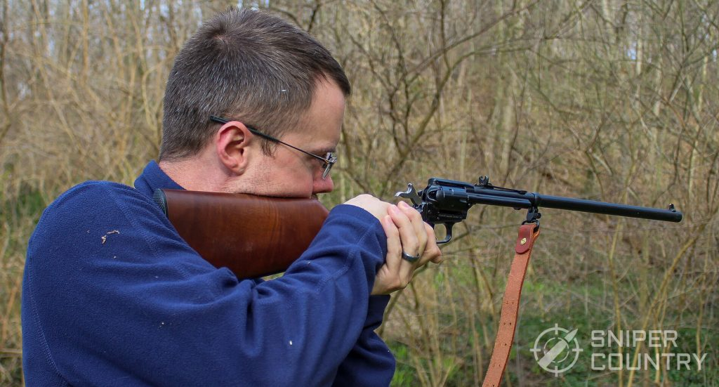shooting the Heritage Rough Rider Carbine