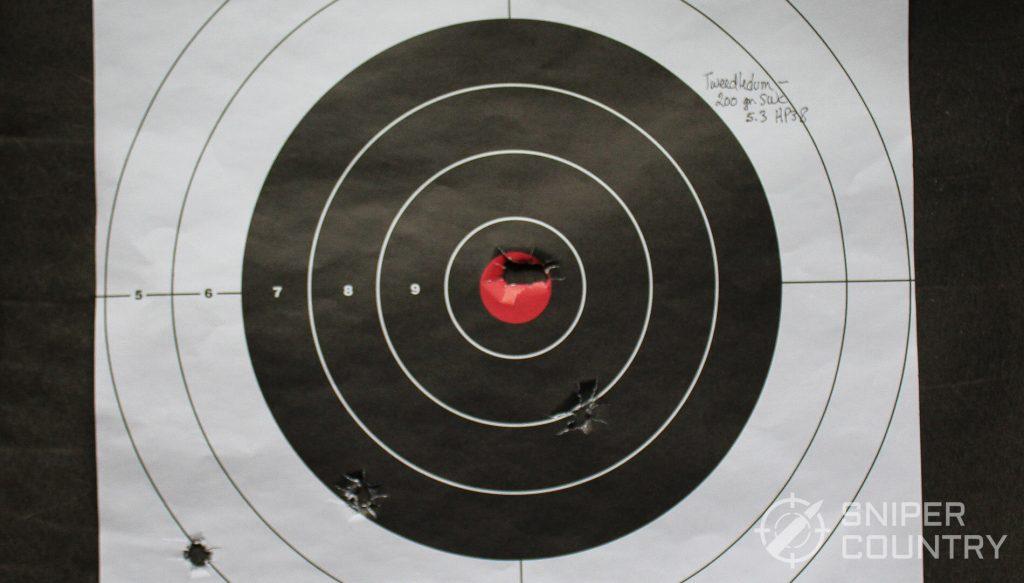 target tweedledum handload