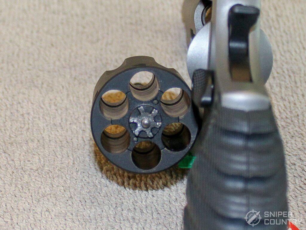 6-shot cylinder