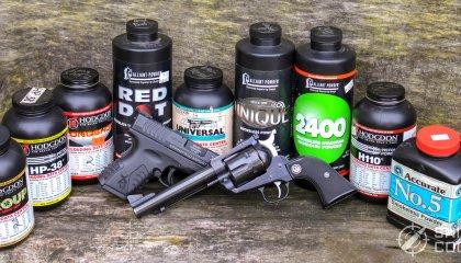 A Brief Guide To Handgun Powders
