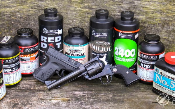 A Brief Guide To Handgun Powders