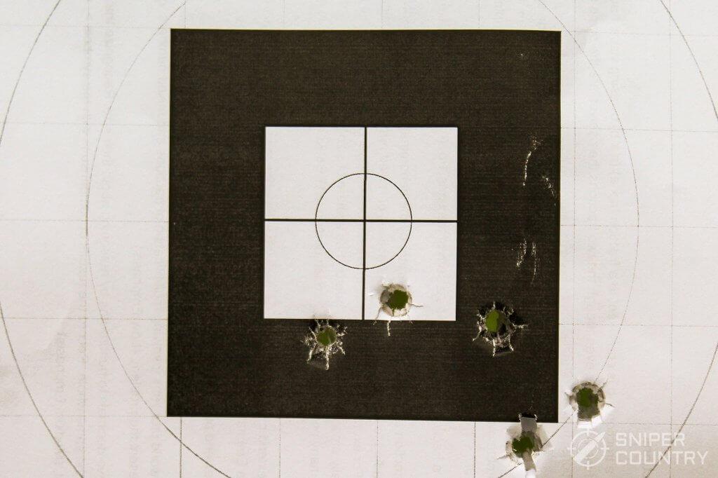 target critical defense
