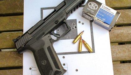 [Review] Ruger-57: Handgun-Sized AR?