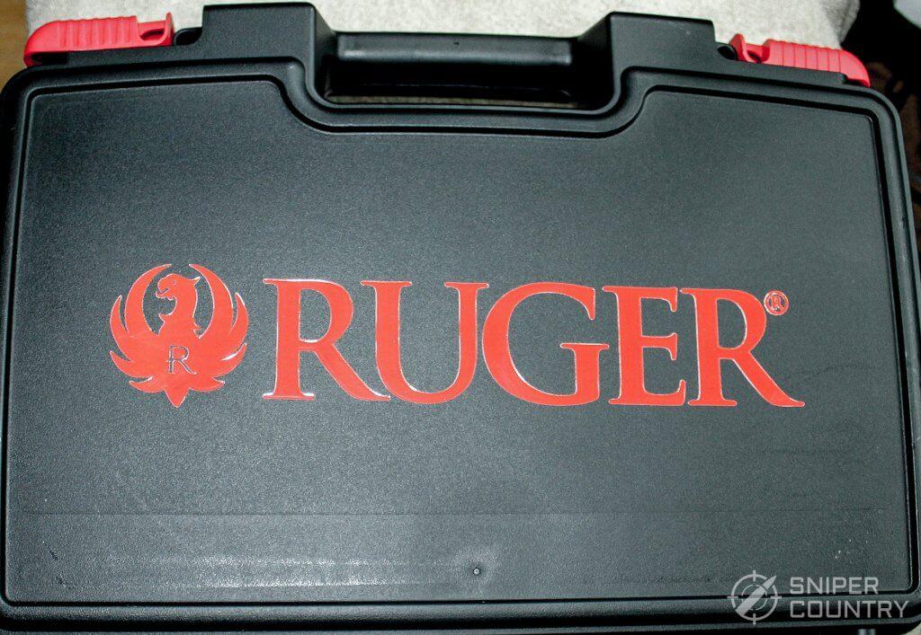 Ruger-57 box lid