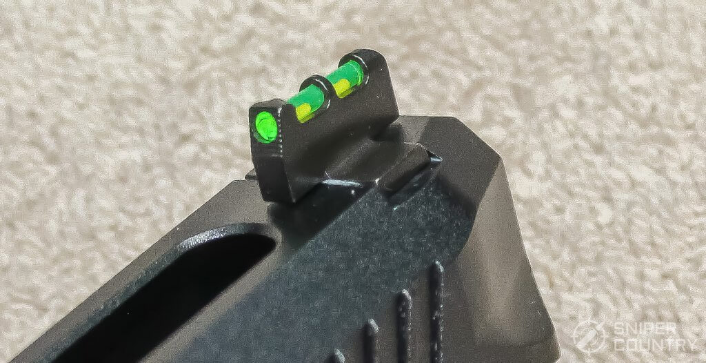 Ruger-57 front sight