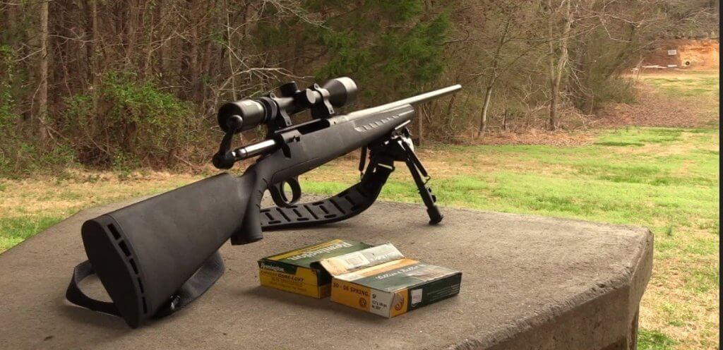 Savage Axis and .30-06 ammo