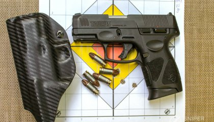[Review] Taurus G3c: The Brand New 9mm