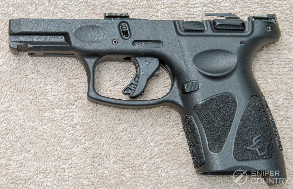 Taurus G3c frame side