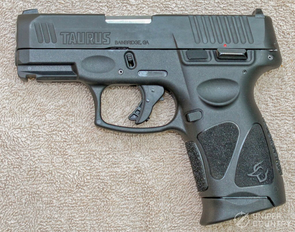Taurus G3c profile left
