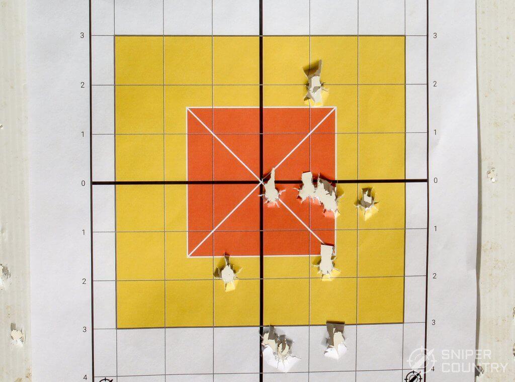 Taurus G3c target handload