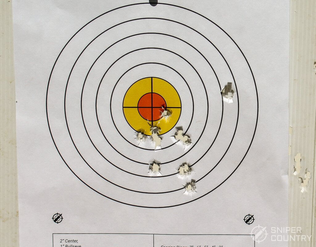 Taurus G3c target winchester