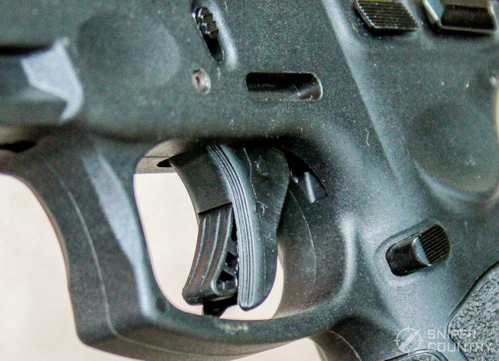 Taurus G3c trigger